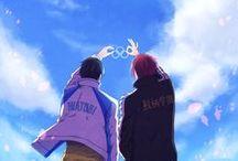 Free! Iwatobi & Samezuka