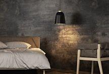Chambre-Bedroom inspirations