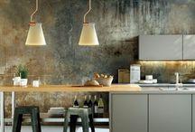 Cuisine - Kitchen - Lighting - Luminaire / Luminaire de cuisine, kitchen lighting, lustre, chandelier, suspension, pendant light