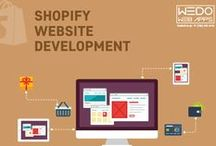 shopify website development / Specializing in shopify affordable custom shopify website development for small-medium ecommerce businesses.