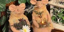 Animals-Mice