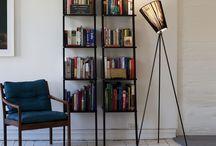 Bibliothèque, librairie, coin lecture, reading space / Decoration pour votre espace bibliothèque, for your reading room.