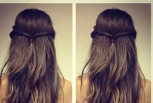 Make up and hair style