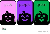 Halloween Resources / Teaching resources and fun ideas with a Halloween theme / by TES Special Ed