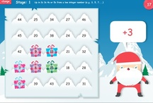Christmas Interactives from TES iboard / A seasonal selection of 25 useful interactive teaching activities from TES iboard.  / by TES Special Ed