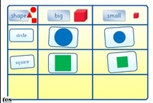 2D Shape resources - Special Needs / A selection of ideas and activities focusing on 2D shape. Includes a range of printable and interactive activities that look at different aspects of 2D shape. Can be used to reinforce and enhance pupil knowledge.