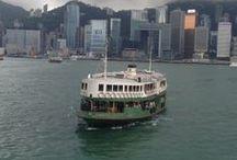 Hong Kong / Images of Hong Kong and its Districts