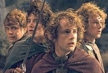 The Lord Of The Rings/The Hobbit / by Sarah Hetherington