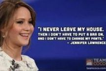 Jennifer Lawrence - TheJenLaw / The Amazing Jennifer Lawrence