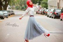 hijab fashion ♡