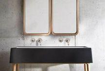 bathrooms / architectural bathrooms