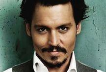 Johnny Depp / by Sarah Hetherington