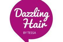Hair Tutorials / Dazzling Hair | Haar tutorials - Haartips - Inspiratie