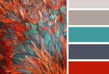 Color Your World / Using different color palettes in your home can change the mood of any room.