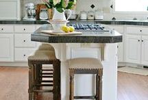 Kitchen Obsession / Flooring ideas for your kitchen.