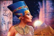 Египет, мода, цвет, форма.. / Египет.