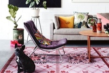 { living rooms } / Living rooms, family rooms, salons, rec rooms, tv rooms, and various other lounging spaces.