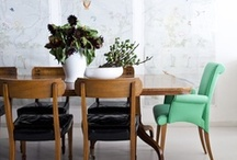 { dining rooms } / Dining rooms and everything that goes with along with them.