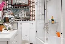 Bathrooms / by Alexandra D. Foster