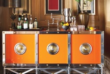 Cocktail Cabinets / by Alexandra D. Foster