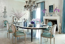 Dining Rooms / by Alexandra D. Foster