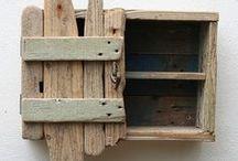 Drift Wood Hobby / by Tanyssa Behnke
