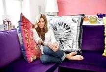 Pillows / by Alexandra D. Foster