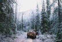 Estaciones, Invierno. Winter