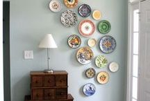 Thinking Outside the Brush / There are some ideas to display and use your pieces in creative ways.