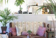 Boho Home Decor / Home decor for Bohemian Perfection