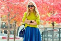 Fashion Inspiration  / by Corinna Beck