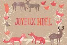 Happy Holidays! / My favorite holiday stuff!  I LOVE Christmas!