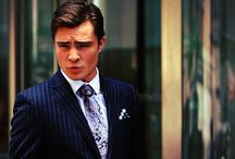 Because I'm...CHUCK BASS / My love for chuck bass...because well...he's chuck bass!!!!! & Ed Westwick, because well yeah who wouldn't love him? :) / by Brittany DeNayer
