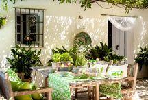 Deco: terrazas y porches