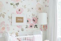 Deco: habitación del Bebé. Baby Room
