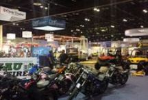 THE AIMExpo! / The AIMExpo in Orlando, FL is the largest must-go-to event in the power sports industry! We can't wait to see ya'll next October!