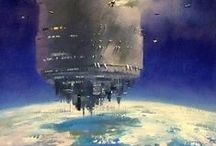 Inspirations - science-fiction
