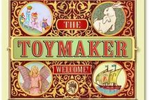 ~ The Toymaker ~ / A lot of printable paper toys, holiday cards, valentines, sun boxes, spinners, baskets and bags, origami and ephemera and more to make yourself
