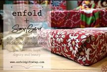 Promotional / Fun pictures for enfoldgiftwrap.com