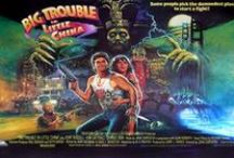 BIG TROUBLE IN LITTLE CHINA / by Cory Shoffler