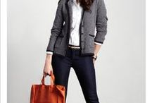 Interview Appropriate Style / What to wear to the all-important interview - Seasonal style recommendations for men and women.