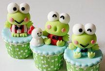 Foundant / leuke ideetjes opdoen voor het versieren van een taart