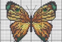 *** Papillons