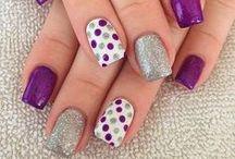 Nail Art & Design / Nail art, style, and current nail trends! #naildesign