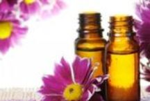 Herbs and Oils / herbal extracts and essential oils for beauty