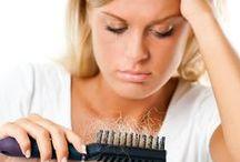 Stop Hair Loss / Ways to fight hair thinning, hair fall, and severe hair loss
