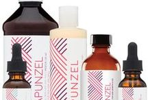 Rapunzel Products / Natural and healthy products that help you boost your hair, skin, and nails!