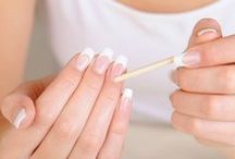 Natural Nail Care / Because proper nail care can yield stronger, thicker, prettier nails