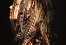 Boho Hair / #boho hair fashion and accessories