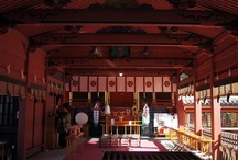 Shrines and Temples in Japan